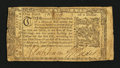 Colonial Notes:Maryland, Maryland April 10, 1774 $1/6 Very Fine.. ...