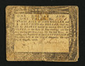 Colonial Notes:Maryland, Maryland August 14, 1776 $1 1/3 Fine-Very Fine.. ...