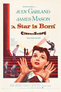 """Movie Posters:Musical, A Star Is Born (Warner Brothers, 1954). One Sheet (27"""" X 41"""").. ..."""