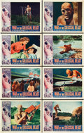"Movie Posters:Science Fiction, War of the Colossal Beast (American International, 1958). LobbyCard Set of 8 (11"" X 14"").. ... (Total: 8 Items)"