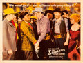 """Movie Posters:Western, The Spoilers (Paramount, 1930). Half Sheet (22"""" X 28"""").. ..."""