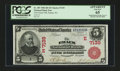National Bank Notes:Pennsylvania, Emaus, PA - $5 1902 Red Seal Fr. 587 The Emaus NB Ch. # (E)7139....