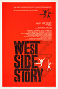 """Movie Posters:Musical, West Side Story (United Artists, 1961). One Sheet (27"""" X 41"""").. ..."""