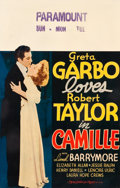 "Movie Posters:Drama, Camille (MGM, 1937). Window Card (14"" X 22"").. ..."