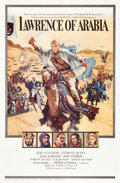 "Movie Posters:Academy Award Winners, Lawrence of Arabia (Columbia, 1962). One Sheet (27"" X 41"") RoadshowStyle A.. ..."