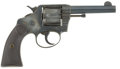 "Military & Patriotic:WWI, Colt Police Positive Revolver. Cal. .38. Serial Number 14914. 4""Barrel...."