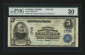 National Bank Notes:Virginia, Leesburg, VA - $5 1902 Plain Back Fr. 601 The Loudoun NB Ch. #1738. ...