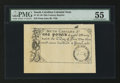 Colonial Notes:South Carolina, 19th Century Reprint South Carolina June 30, 1748 £1 PMG AboutUncirculated 55.. ...