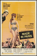 """Movie Posters:Comedy, Made in Paris (MGM, 1966). One Sheet (27"""" X 41""""). Comedy.. ..."""
