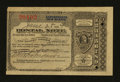Miscellaneous:Other, Albuquerque, NM- Postal Note 2¢ June 28, 1894. ...
