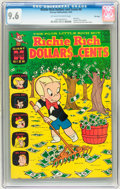 Silver Age (1956-1969):Humor, Richie Rich Dollars and Cents #8 File Copy (Harvey, 1965) CGC NM+9.6 Off-white to white pages....