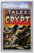 Golden Age (1938-1955):Horror, Tales From the Crypt #45 (EC, 1954) CGC FN 6.0 Cream to off-whitepages....