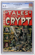 Golden Age (1938-1955):Horror, Tales From the Crypt #30 (EC, 1952) CGC FN+ 6.5 Cream to off-whitepages....