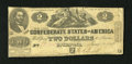 Confederate Notes:1862 Issues, T42 $2 1862.. . ...