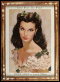 "Movie Posters:Academy Award Winner, Gone with the Wind (MGM, R-1968). Promotional Lobby Portraits Setof 4 (17"" X 23""). Academy Award Winner. ... (Total: 4 Items)"