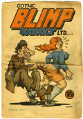 Silver Age (1956-1969):Alternative/Underground, Gothic Blimp Works #2 (East Village Other, 1969) Condition: GD....
