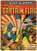 Golden Age (1938-1955):Superhero, Blue Ribbon Comics #20 (MLJ , 1942) Condition: VG....