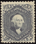 Stamps, 24¢ Steel Blue (70b),...