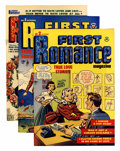 Golden Age (1938-1955):Romance, First Romance #2-52 File Copy Group (Harvey, 1949-58) Condition:Average VF.... (Total: 51 Comic Books)