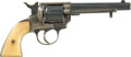 """Military & Patriotic:Indian Wars, """"Alamo-Ranger"""" Double Action Revolver. Cal. .38 special. Serial Number 10635. 5¼"""" Barrel. ..."""