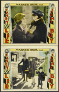 """Movie Posters:Comedy, Sonny Boy (Warner Brothers, 1929). Lobby Cards (2) (11"""" X 14""""). Comedy.. ... (Total: 2 Items)"""