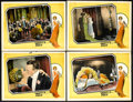 """Movie Posters:Melodrama, Vanity's Price (FBO, 1924). Lobby Cards (4) (11"""" X 14"""").Melodrama.. ... (Total: 4 Items)"""