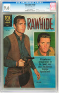 Silver Age (1956-1969):Western, Four Color #1160 Rawhide - File Copy (Dell, 1961) CGC NM+ 9.6Off-white to white pages....
