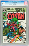 Modern Age (1980-Present):Superhero, Conan the Barbarian #130-136 CGC-Graded Group (Marvel, 1982) CGCNM/MT 9.8.... (Total: 7 Comic Books)
