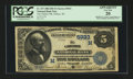 National Bank Notes:Wisconsin, Chilton, WI - $5 1882 Date Back Fr. 537 The Chilton NB Ch. # (M)5933. ...