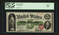Fr. 63a $5 1863 Legal Tender PCGS Choice New 63