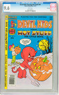 Bronze Age (1970-1979):Cartoon Character, Devil Kids Starring Hot Stuff #91 and 92 CGC-Graded File Copy Group(Harvey, 1978-79) White pages.... (Total: 2 Comic Books)
