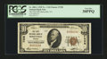 National Bank Notes:Virginia, Berryville, VA - $10 1929 Ty. 1 The First NB Ch. # 7338. ...