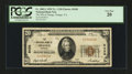 National Bank Notes:Virginia, Orange, VA - $20 1929 Ty. 1 The NB of Orange Ch. # 5438. ...