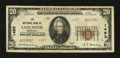 National Bank Notes:Kentucky, Lancaster, KY - $20 1929 Ty. 2 The NB of Lancaster Ch. # 1493. ...