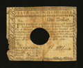 Colonial Notes:New Hampshire, New Hampshire April 29, 1780 $1 Fine....