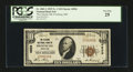 National Bank Notes:Maryland, Frostburg, MD - $10 1929 Ty. 1 The Citizens NB Ch. # 4926. ...
