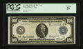Large Size:Federal Reserve Notes, Fr. 1088 $100 1914 Federal Reserve Note PCGS Very Fine 20....