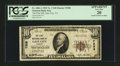 National Bank Notes:Virginia, Gate City, VA - $10 1929 Ty. 1 The First NB Ch. # 7208. ...
