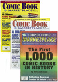 Magazines:Fanzine, Comic Book Marketplace #13-20 Early Issue Group (Gary Carter/Gemstone Publishing, 1992) Condition: Average VF/NM.. ... (Total: 8 Comic Books)