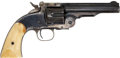 """Military & Patriotic:Indian Wars, Very Fine Smith & Wesson Schofield .45 Caliber Revolver, #4316, with Schuyler, Hartley & Graham Alteration to a 5"""" Barrel...."""
