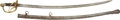 Military & Patriotic:Civil War, Very Scarce U.S. M1860 Cavalry Saber by J. E. Bleckman of Solingen....