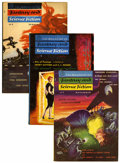 Pulps:Science Fiction, Fantasy and Science Fiction Near Full Run 4-Box Lot (Fantasy House,Inc., 1949-78) Condition: Average FN/VF.... (Total: 329 ComicBooks)