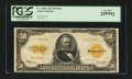Large Size:Gold Certificates, Fr. 1200a $50 1922 Gold Certificate PCGS Very Fine 25PPQ....