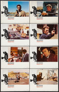 """Movie Posters:Action, Magnum Force (Warner Brothers, 1973). Lobby Card Set of 8 (11"""" X14""""). Action.. ... (Total: 8 Items)"""