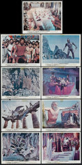 """Movie Posters:Fantasy, Jason and the Argonauts (Columbia, 1963). Color Photos (9) (8"""" X 10""""). Fantasy.. ... (Total: 9 Items)"""
