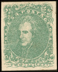 Stamps, 10¢ Green (3),...