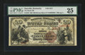 National Bank Notes:Kentucky, Danville, KY - $20 1882 Brown Back Fr. 494 The Boyle NB Ch. #(S)3317. ...