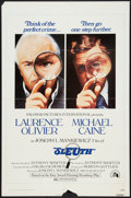 """Movie Posters:Mystery, Sleuth (20th Century Fox, 1972). One Sheet (27"""" X 41""""). Mystery....."""