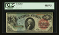 Fr. 18 $1 1869 Legal Tender PCGS Choice About New 58PPQ