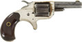 Military & Patriotic:Indian Wars, Colt New Line Second Model Revolver. Cal. .22. Serial Number 28045. ...